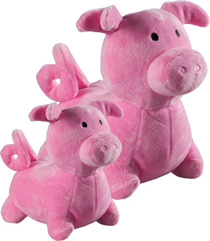 Snug n' Tug Piggy Plush Toy