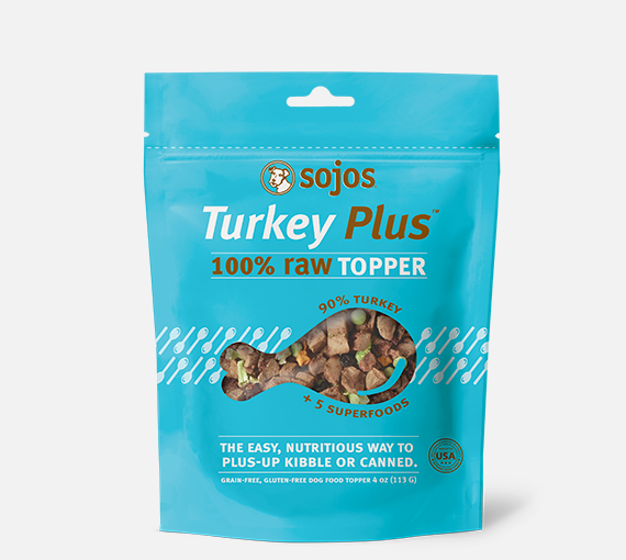 Sojos Freeze-Dried Toppers-add to kibble