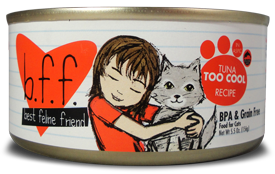 Best Feline Friends Tuna Too Cool Recipe (in Gelee)