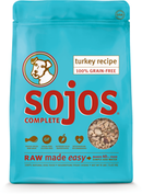 Sojos Turkey Complete Dog Food-just add water
