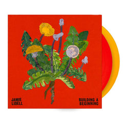 Ltd Edition Vinyl (double red and yellow)