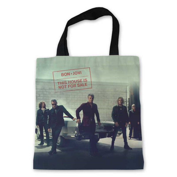 THIS HOUSE IS NOT FOR SALE DYE SUB TOTE BAG
