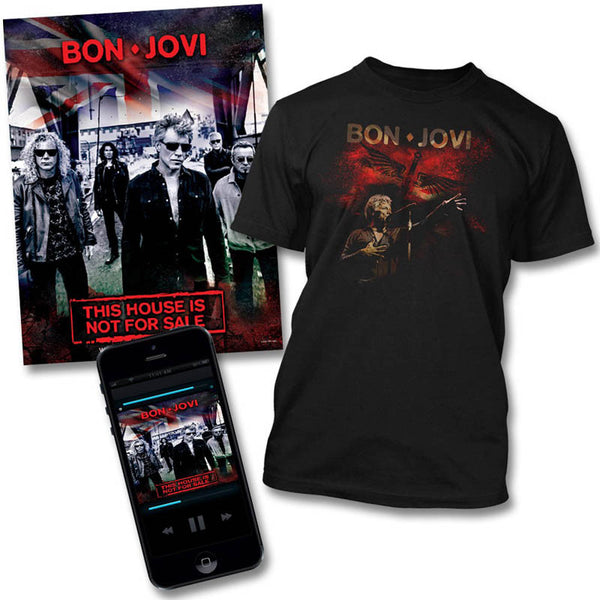 LIVE IN LONDON BUNDLE