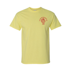 Yellow Online World Tour Tee