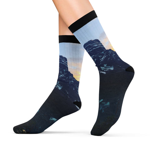 Bow Lake Socks