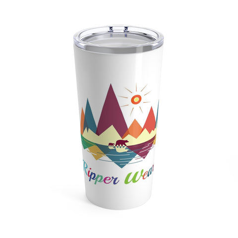 Ripper Retro 20oz Tumbler