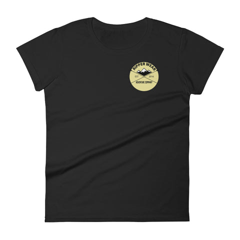 Ripper Classic Adventure Women's Short Sleeve T-Shirt