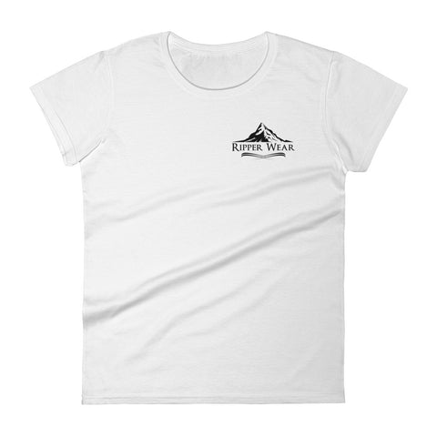 Ripper Mountain Women's Short Sleeve T-Shirt