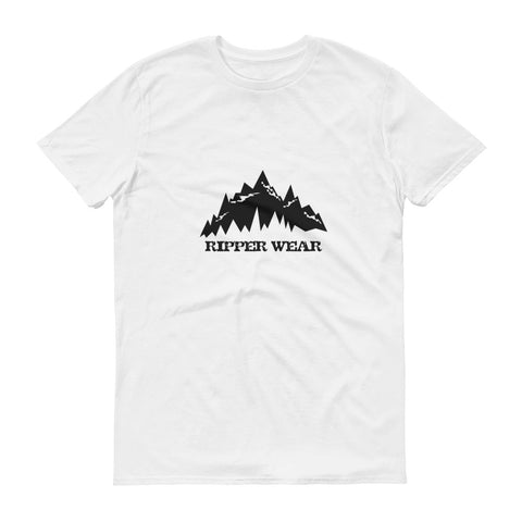 Ripper Wear Mountain Short Sleeve T-Shirt