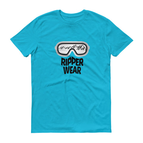 Ripper Snow Goggles Men's Short Sleeve T-Shirt