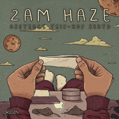 2am Haze - Abstract Trip Hop Beats