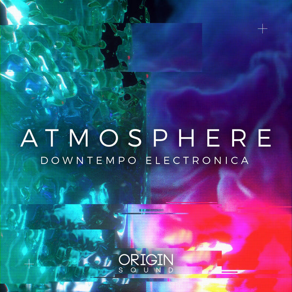 Atmosphere - Downtempo Electronica Sample Pack, Origin Sound, Origin Sound - Origin Sound samples royalty free fundamental ambience pack edm electronic ableton live fl studio logic pro piano drums keys bass chords midi melodies IDM organic downtempo tisoki presets elysian utopia free samples