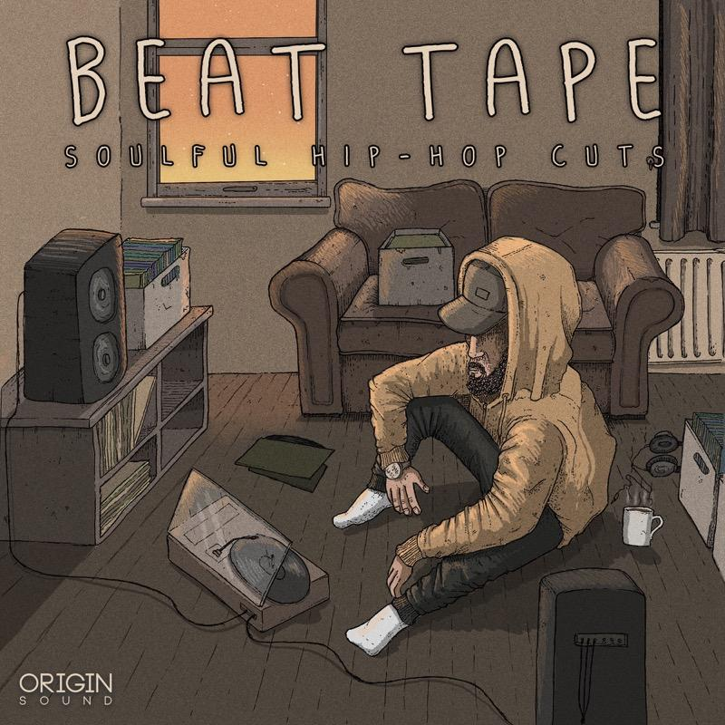 Beat Tape - Soulful Hip Hop Cuts Sample Pack, Origin Sound, Origin Sound - Origin Sound samples royalty free fundamental ambience pack edm electronic ableton live fl studio logic pro piano drums keys bass chords midi melodies IDM organic downtempo tisoki presets elysian utopia free samples