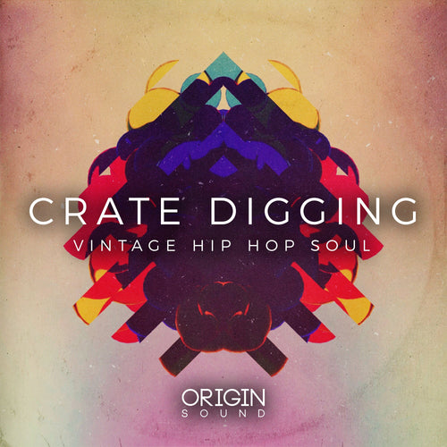 Crate Digging - Vintage Hip Hop Soul Sample Pack, Origin Sound, Origin Sound - Origin Sound samples royalty free fundamental ambience pack edm electronic ableton live fl studio logic pro piano drums keys bass chords midi melodies IDM organic downtempo tisoki presets elysian utopia free samples