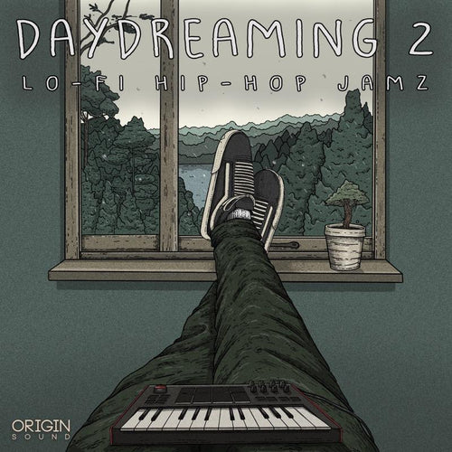 Day Dreaming 2 - Lo-Fi Hip Hop Jamz Sample Pack, Origin Sound, Origin Sound - Origin Sound samples royalty free fundamental ambience pack edm electronic ableton live fl studio logic pro piano drums keys bass chords midi melodies IDM organic downtempo tisoki presets elysian utopia free samples