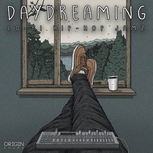 Day Dreaming - Lo-Fi Hip Hop Jamz Sample Pack, Origin Sound, Origin Sound - Origin Sound samples royalty free fundamental ambience pack edm electronic ableton live fl studio logic pro piano drums keys bass chords midi melodies IDM organic downtempo tisoki presets elysian utopia free samples