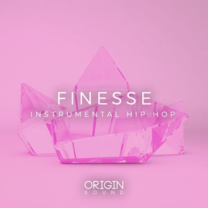 Finesse - Instrumental Hip Hop Sample Pack, Origin Sound, Origin Sound - Origin Sound samples royalty free fundamental ambience pack edm electronic ableton live fl studio logic pro piano drums keys bass chords midi melodies IDM organic downtempo tisoki presets elysian utopia free samples