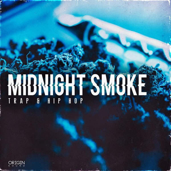 Midnight Smoke - Trap & Hip Hop Sample Pack, Origin Sound, Origin Sound - Origin Sound samples royalty free fundamental ambience pack edm electronic ableton live fl studio logic pro piano drums keys bass chords midi melodies IDM organic downtempo tisoki presets elysian utopia free samples