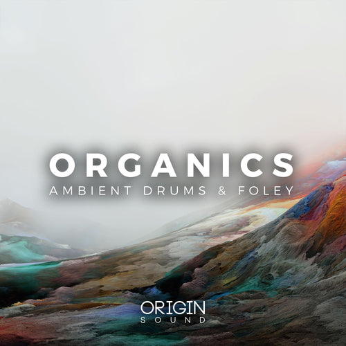 Organics - Ambient Drums & Foley Sample Pack, Origin Sound, Origin Sound - Origin Sound samples royalty free fundamental ambience pack edm electronic ableton live fl studio logic pro piano drums keys bass chords midi melodies IDM organic downtempo tisoki presets elysian utopia free samples
