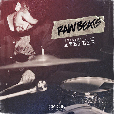 Raw Beats - Presented By Ateller