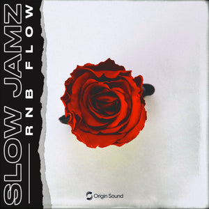 Slow Jamz - RNB Flow Sample Pack, Origin Sound, Origin Sound - Origin Sound samples royalty free fundamental ambience pack edm electronic ableton live fl studio logic pro piano drums keys bass chords midi melodies IDM organic downtempo tisoki presets elysian utopia free samples