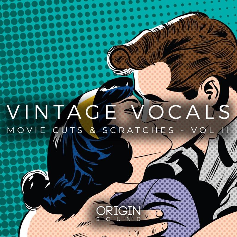 Vintage Vocals - Movie Cuts & Scratches Vol II Sample Pack, Origin Sound, Origin Sound - Origin Sound samples royalty free fundamental ambience pack edm electronic ableton live fl studio logic pro piano drums keys bass chords midi melodies IDM organic downtempo tisoki presets elysian utopia free samples