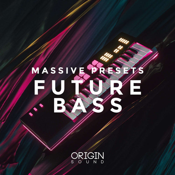 Massive Presets - Future Bass Preset Pack, Origin Sound, Origin Sound - Origin Sound samples royalty free fundamental ambience pack edm electronic ableton live fl studio logic pro piano drums keys bass chords midi melodies IDM organic downtempo tisoki presets elysian utopia free samples