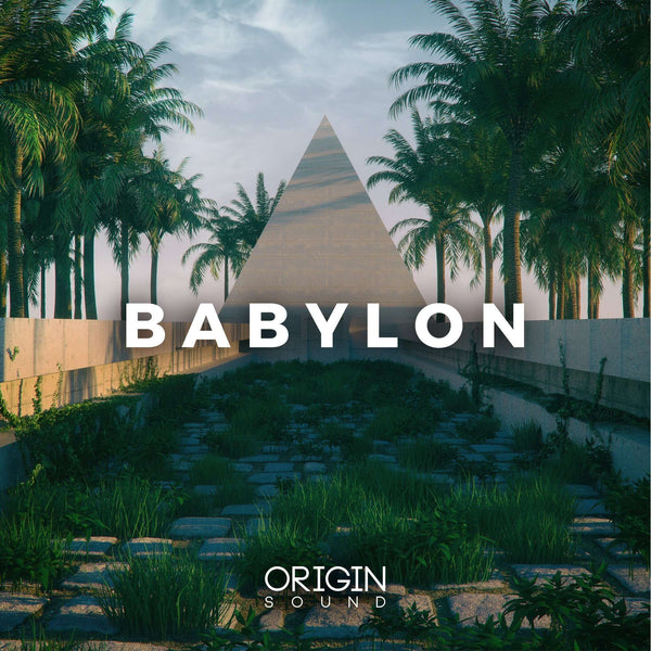 Babylon Sample Pack, Origin Sound, Origin Sound - Origin Sound samples royalty free fundamental ambience pack edm electronic ableton live fl studio logic pro piano drums keys bass chords midi melodies IDM organic downtempo tisoki presets elysian utopia free samples