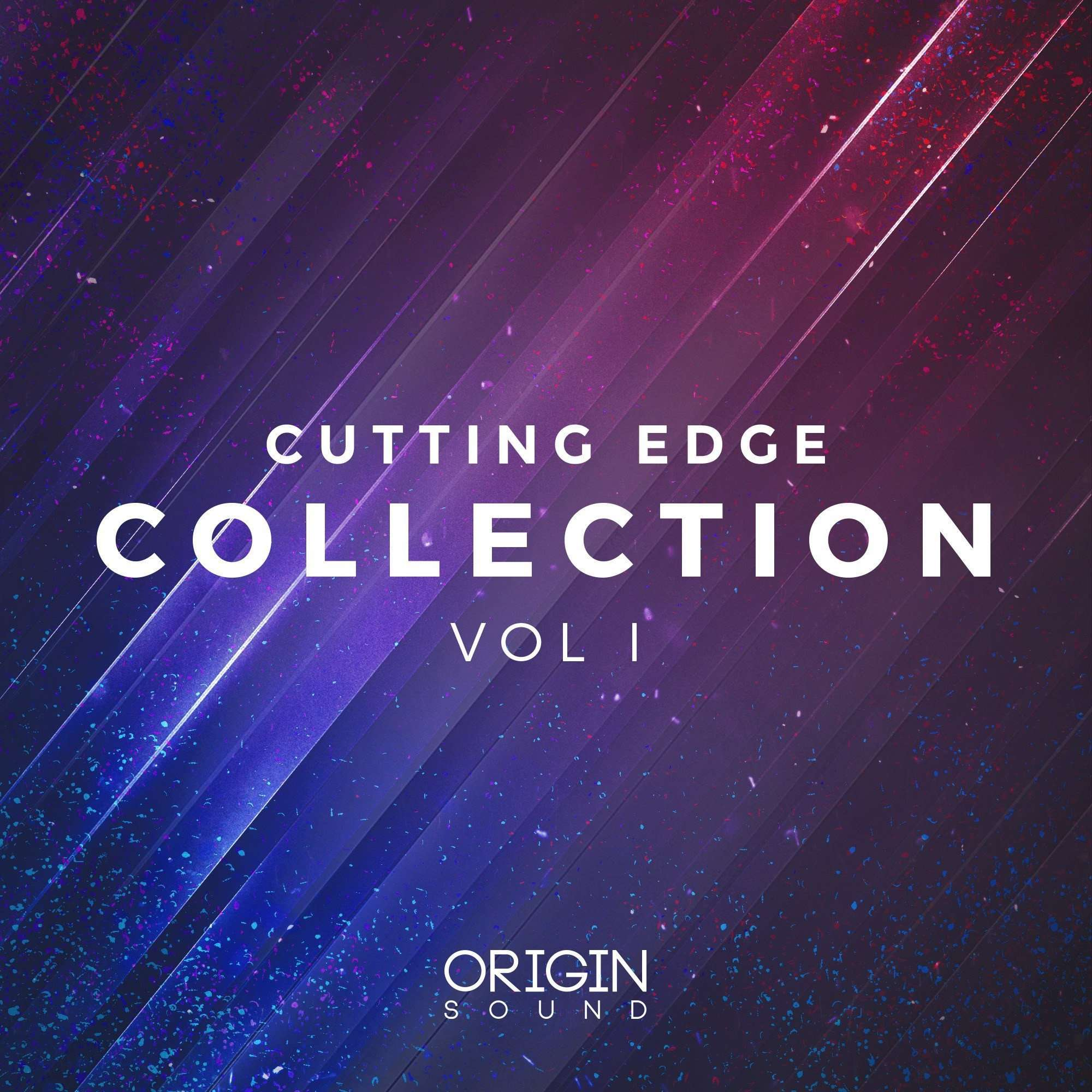 Cutting Edge Collection - Vol 1 Sample Pack, Origin Sound, Origin Sound - Origin Sound samples royalty free fundamental ambience pack edm electronic ableton live fl studio logic pro piano drums keys bass chords midi melodies IDM organic downtempo tisoki presets elysian utopia free samples
