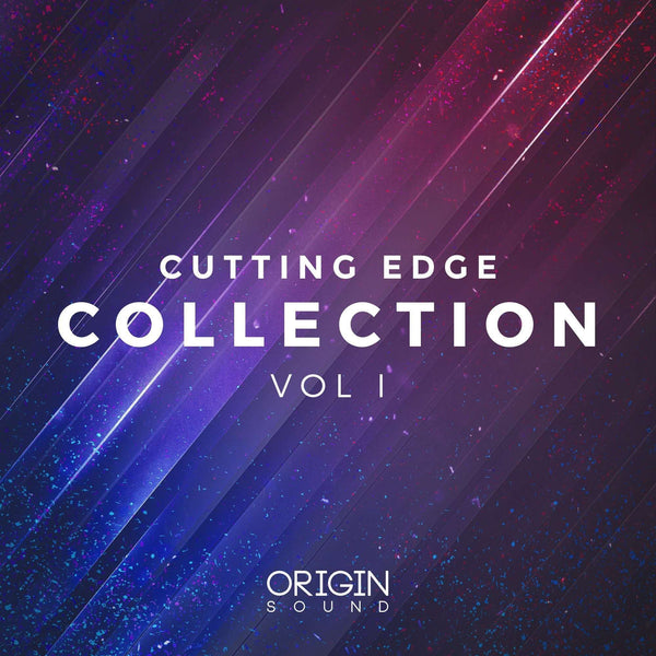 Sample Pack - Cutting Edge Collection Vol. 1
