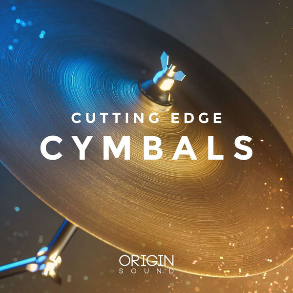 Cutting Edge Cymbals Vol. 1 Sample Pack, Origin Sound, Origin Sound - Origin Sound samples royalty free fundamental ambience pack edm electronic ableton live fl studio logic pro piano drums keys bass chords midi melodies IDM organic downtempo tisoki presets elysian utopia free samples
