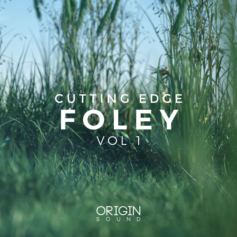 Cutting Edge Foley Vol. 1