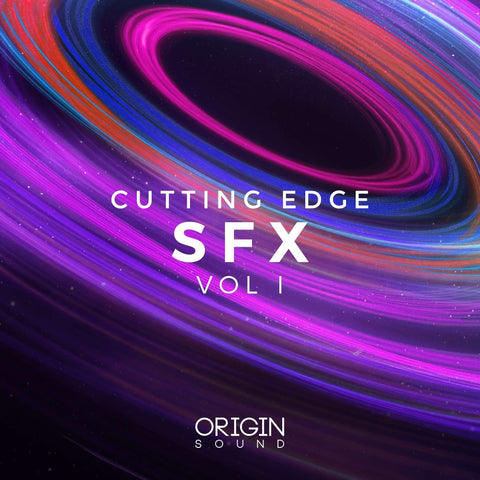 Cutting Edge SFX Vol. 1