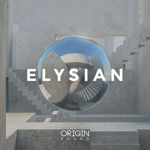 Elysian - Vol 1 Sample Pack, Origin Sound, Origin Sound - Origin Sound samples royalty free fundamental ambience pack edm electronic ableton live fl studio logic pro piano drums keys bass chords midi melodies IDM organic downtempo tisoki presets elysian utopia free samples