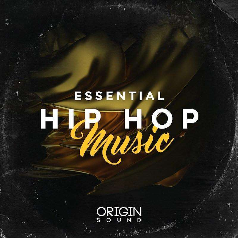 Essential Hip Hop Music - Vol 1 Sample Pack, Origin Sound, Origin Sound - Origin Sound samples royalty free fundamental ambience pack edm electronic ableton live fl studio logic pro piano drums keys bass chords midi melodies IDM organic downtempo tisoki presets elysian utopia free samples