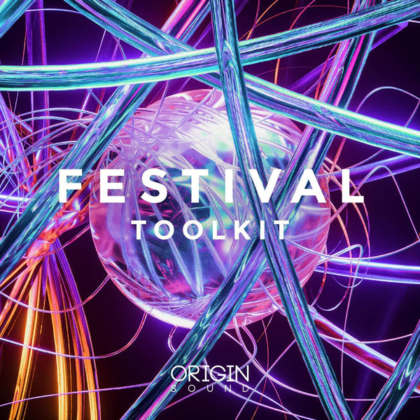 Festival Toolkit Sample Pack, Origin Sound, Origin Sound - Origin Sound samples royalty free fundamental ambience pack edm electronic ableton live fl studio logic pro piano drums keys bass chords midi melodies IDM organic downtempo tisoki presets elysian utopia free samples