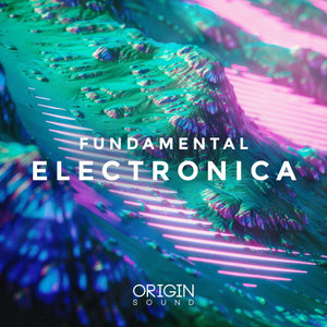 Fundamental Electronica - Vol 1 Sample Pack, Origin Sound, Origin Sound - Origin Sound samples royalty free fundamental ambience pack edm electronic ableton live fl studio logic pro piano drums keys bass chords midi melodies IDM organic downtempo tisoki presets elysian utopia free samples