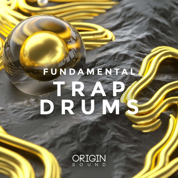 Fundamental Trap Drums Sample Pack, Origin Sound, Origin Sound - Origin Sound samples royalty free fundamental ambience pack edm electronic ableton live fl studio logic pro piano drums keys bass chords midi melodies IDM organic downtempo tisoki presets elysian utopia free samples