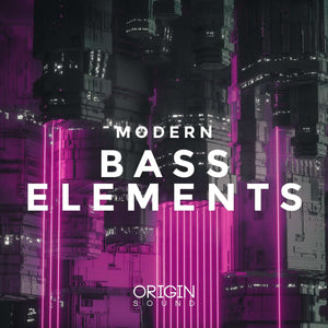 Modern Bass Elements - Vol 1 Sample Pack, Origin Sound, Origin Sound - Origin Sound samples royalty free fundamental ambience pack edm electronic ableton live fl studio logic pro piano drums keys bass chords midi melodies IDM organic downtempo tisoki presets elysian utopia free samples