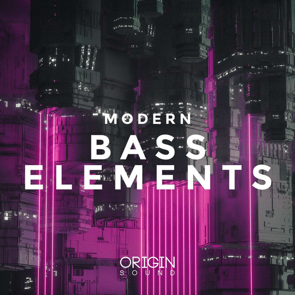 Modern Bass Elements Sample Pack, Origin Sound, Origin Sound - Origin Sound samples royalty free fundamental ambience pack edm electronic ableton live fl studio logic pro piano drums keys bass chords midi melodies IDM organic downtempo tisoki presets elysian utopia free samples