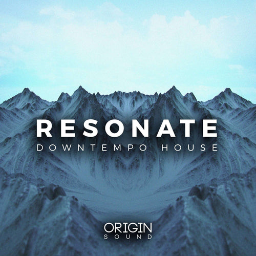 Resonate - Downtempo House Sample Pack, Origin Sound, Origin Sound - Origin Sound samples royalty free fundamental ambience pack edm electronic ableton live fl studio logic pro piano drums keys bass chords midi melodies IDM organic downtempo tisoki presets elysian utopia free samples