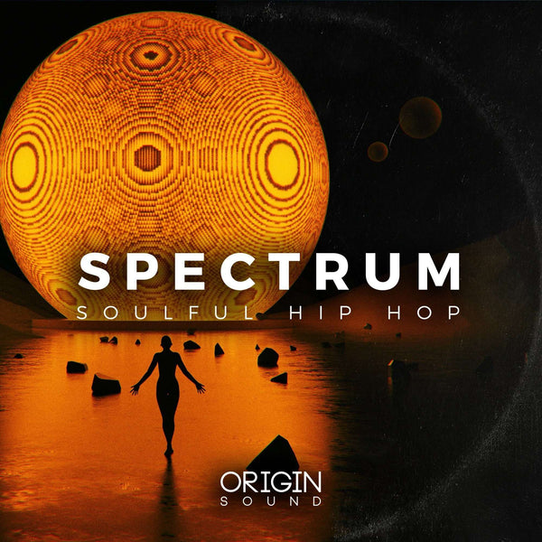 Spectrum - Soulful Hip Hop Sample Pack, Origin Sound, Origin Sound - Origin Sound samples royalty free fundamental ambience pack edm electronic ableton live fl studio logic pro piano drums keys bass chords midi melodies IDM organic downtempo tisoki presets elysian utopia free samples