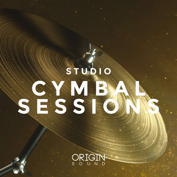 Sample Pack - Studio Cymbal Sessions
