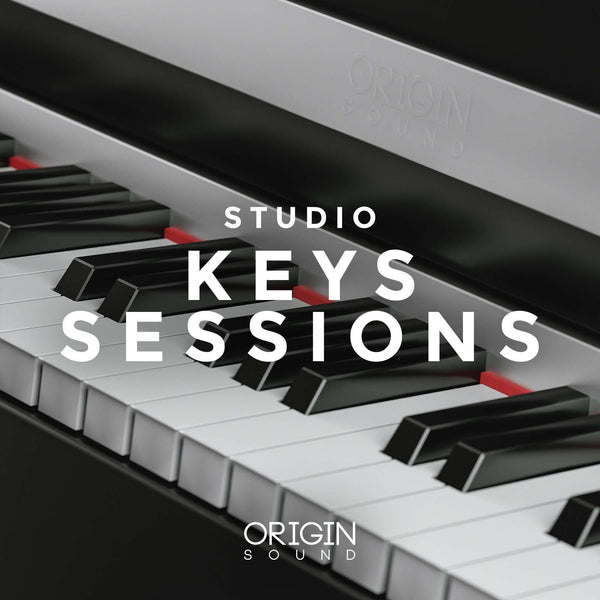 Studio Keys Sessions Sample Pack, Origin Sound, Origin Sound - Origin Sound samples royalty free fundamental ambience pack edm electronic ableton live fl studio logic pro piano drums keys bass chords midi melodies IDM organic downtempo tisoki presets elysian utopia free samples