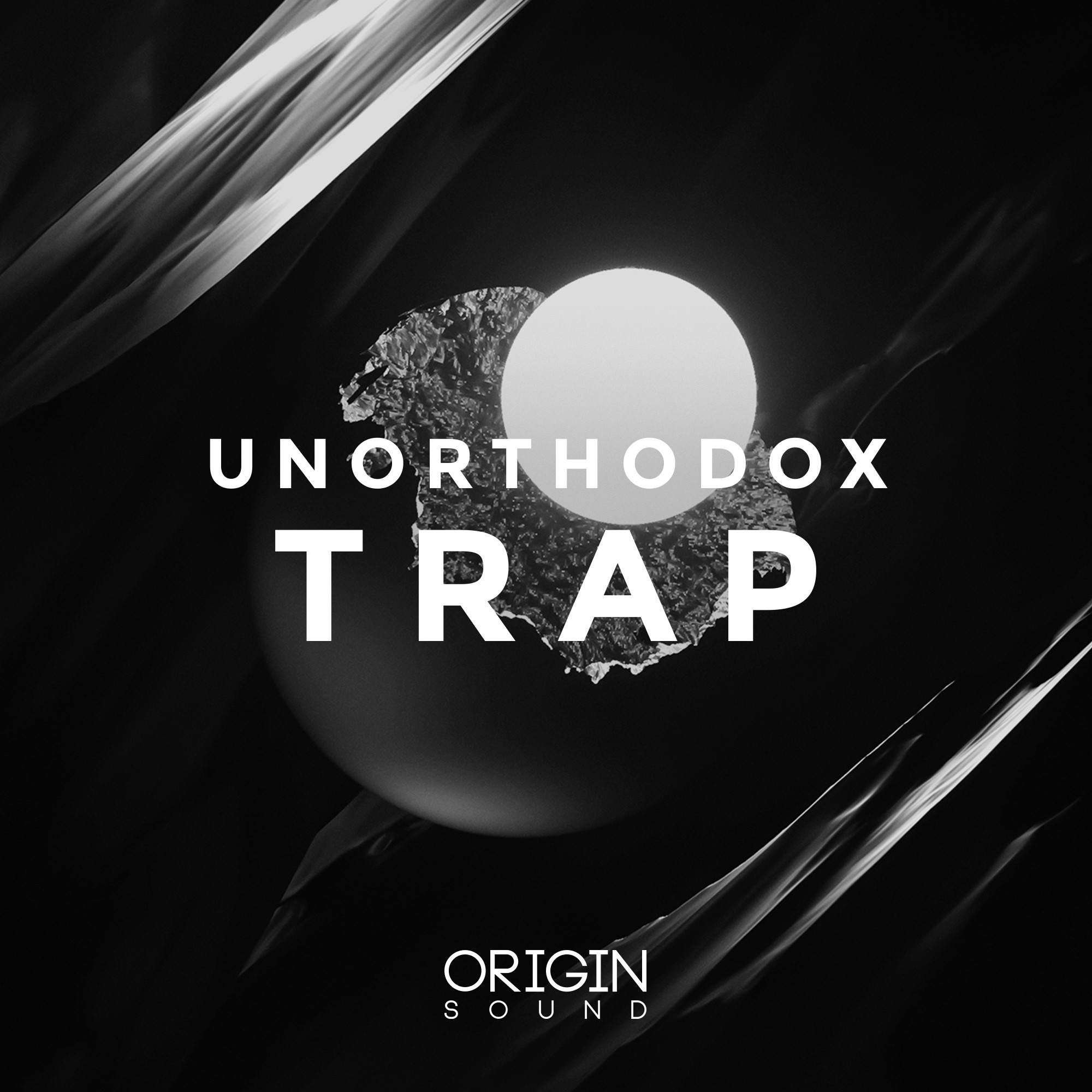 Unorthodox Trap - Vol 1 Sample Pack, Origin Sound, Origin Sound - Origin Sound samples royalty free fundamental ambience pack edm electronic ableton live fl studio logic pro piano drums keys bass chords midi melodies IDM organic downtempo tisoki presets elysian utopia free samples