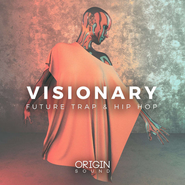 Visionary - Future Trap & Hip Hop Sample Pack, Origin Sound, Origin Sound - Origin Sound samples royalty free fundamental ambience pack edm electronic ableton live fl studio logic pro piano drums keys bass chords midi melodies IDM organic downtempo tisoki presets elysian utopia free samples