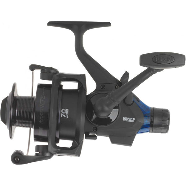 MITCHELL AVOCET RTE BLACK/BLUE EDITION 6500 Free Spool