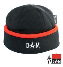DAM Fleece Hat Black