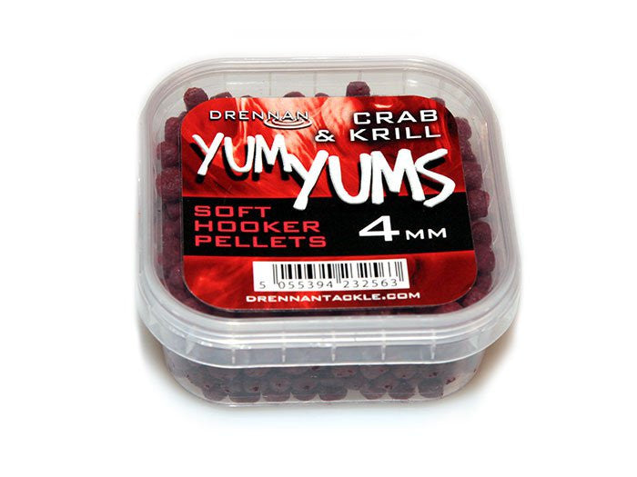 Drennan Yumyum soft pellets 4mm