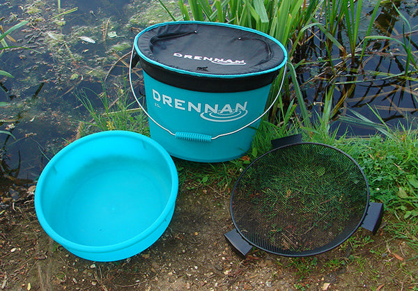 Drennan 25L Bucket Set - VIVADO